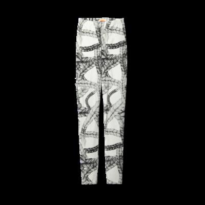 Vimma Leggins KAINO Letti black-white XS-XL - black-white, braid, KAINO, leggins, XS-XL