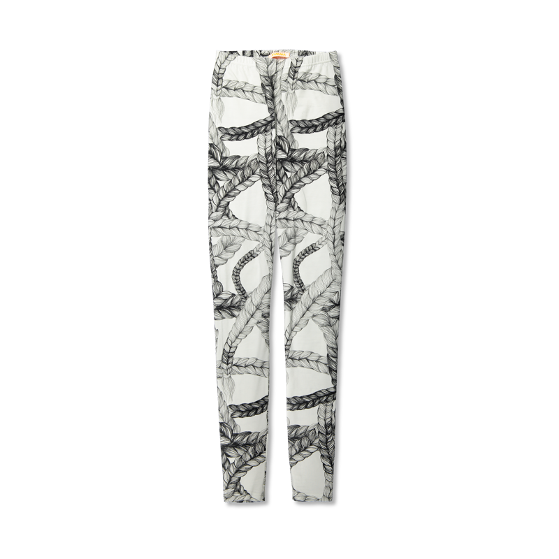 Vimma Leggins KAINO Letti black-white XS-XL - black-white, braid, KAINO, leggins, XS-XL