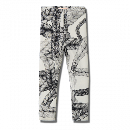 Vimma Leggins ELO Letti black-white 80-150cm - 80-150cm, black-white, braid, ELO, leggins