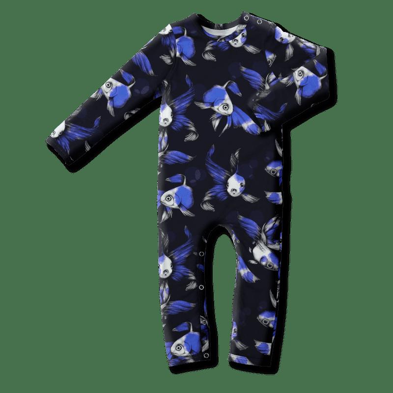 Bodyhaalari /'fisut' (sininen) 60-90 cm - bodyhaalari, fisut