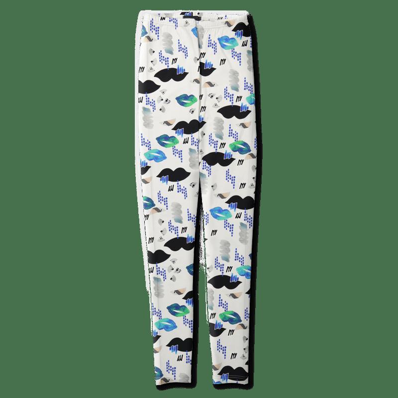 Leggins /'Ihastus' (valk) XS-XL - ihastus, leggins