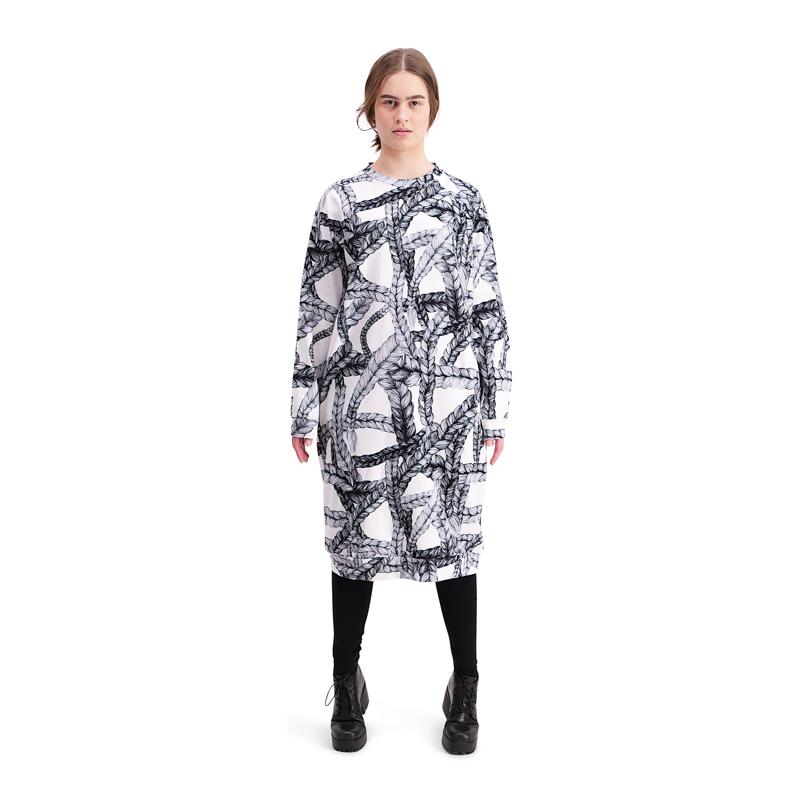 Collegemekko   letti - black-white Onesize - Vimma Company OY 87584c2fea