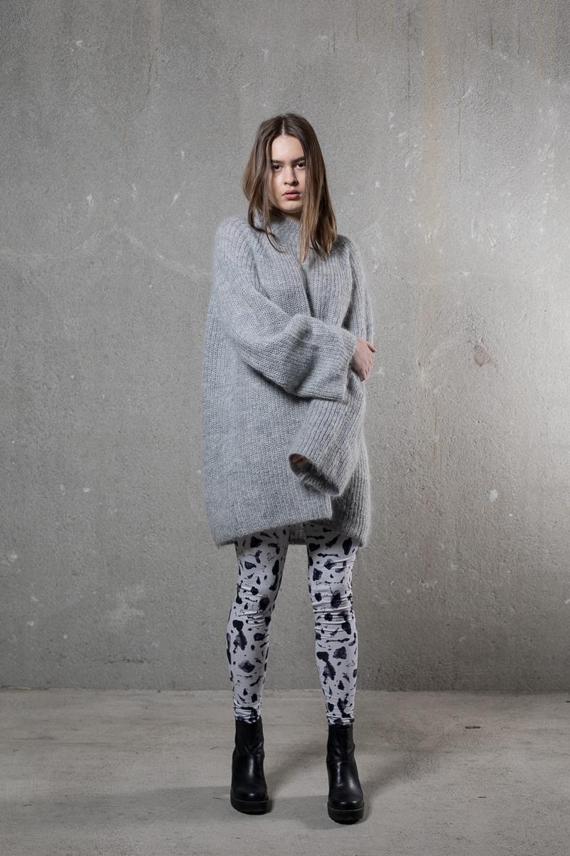 Leggins /'trace' (värikäs) XS-XL - leggins, trace