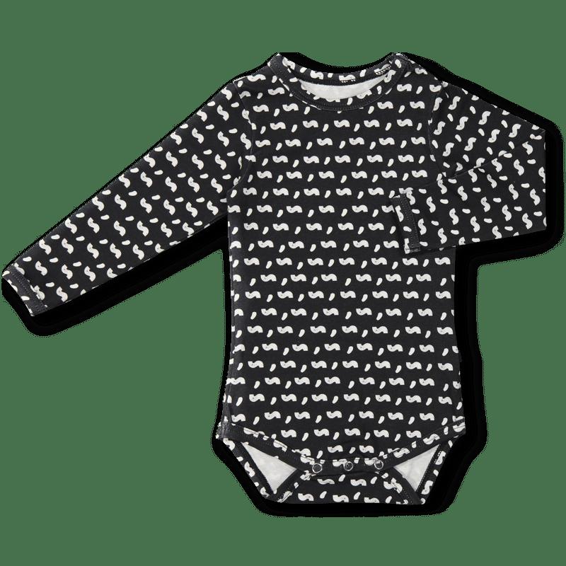Body /'sisi' (dark grey) 60-90cm - body, sisi