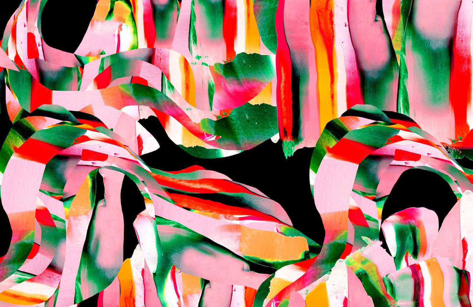 Puuvillaneulos / `riemu` (punainen) Jersey - puuvillaneulos, riemu