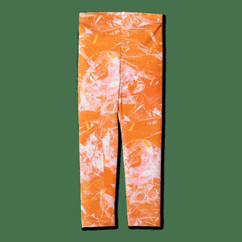Vimma Leggins Glitter-heaven oranssi 80-150cm - 80-150cm, Glitter-heaven, oranssi