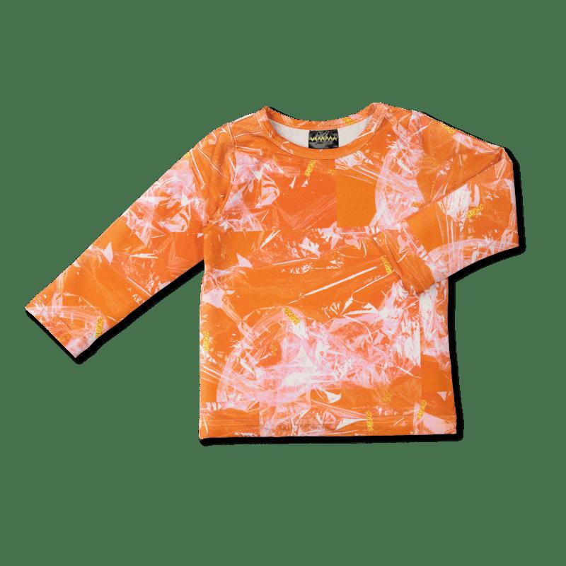 Vimma Pitkähiha Glitter-Heaven oranssi 80-140cm - 80-140cm, Glitter-heaven, oranssi