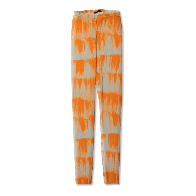 Vimma Leggins  Huiske beige-oranssi XS-XL - beige-oranssi, Huiske, XS-XL