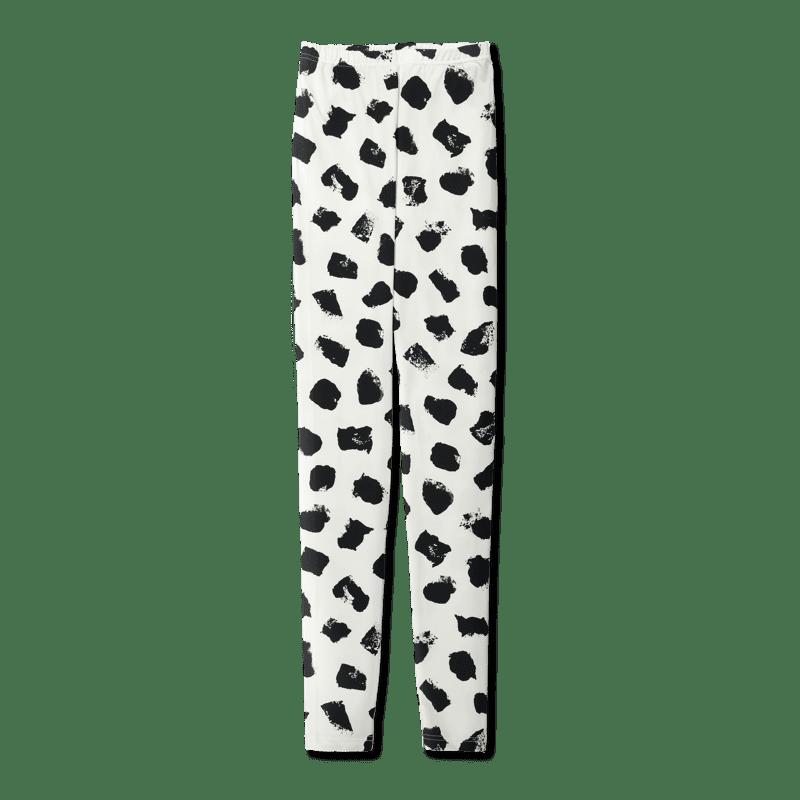 Vimma Leggins Muuri musta-valkoinen XS-XL - musta-valkoinen, Muuri, XS-XL