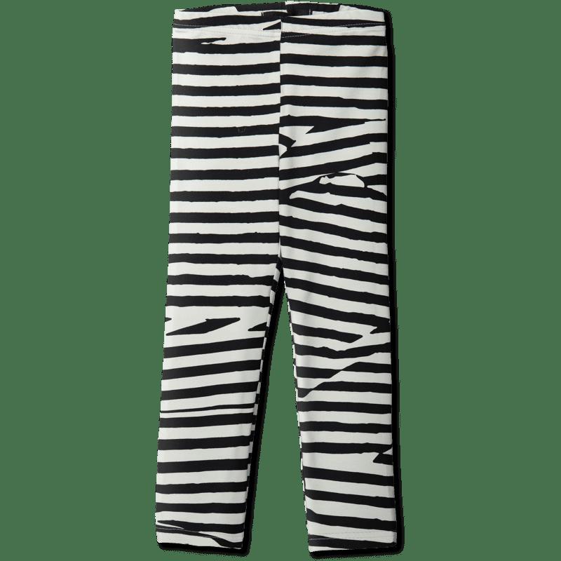 Vimma Leggins rutturaita musta-valkoinen 80-150cm - 80-150cm, musta-valkoinen, rutturaita