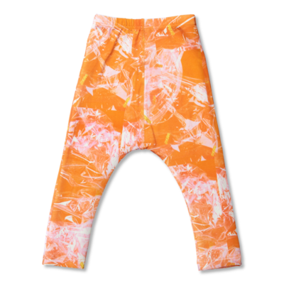 Baggyt Glitter-heaven oranssi 60-120 cm