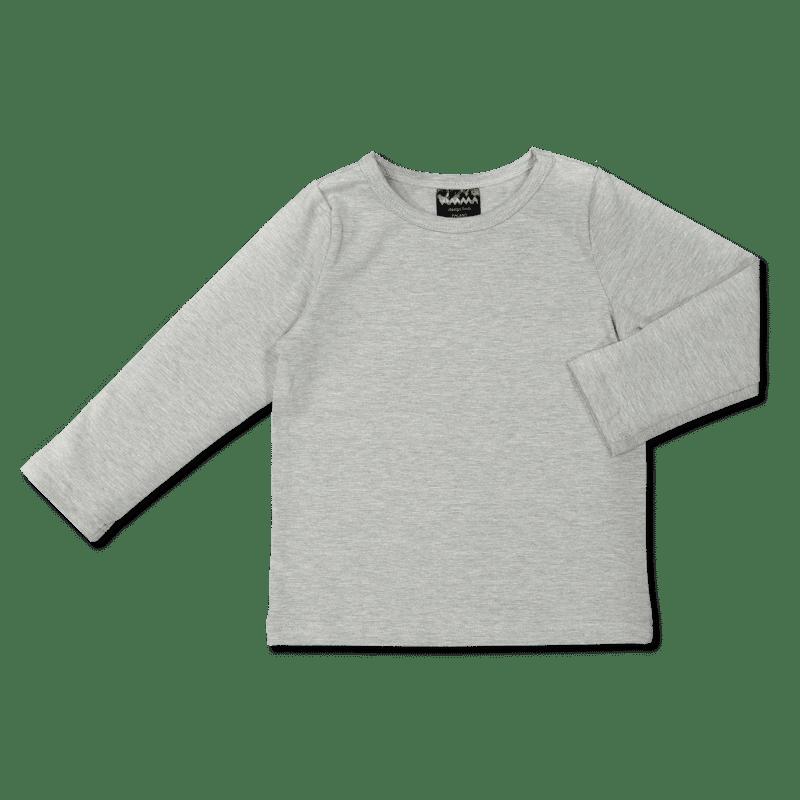 Vimma Pitkähiha yksivärinen harmaa 80-130 cm - 80-130 cm, harmaa, yksivärinen