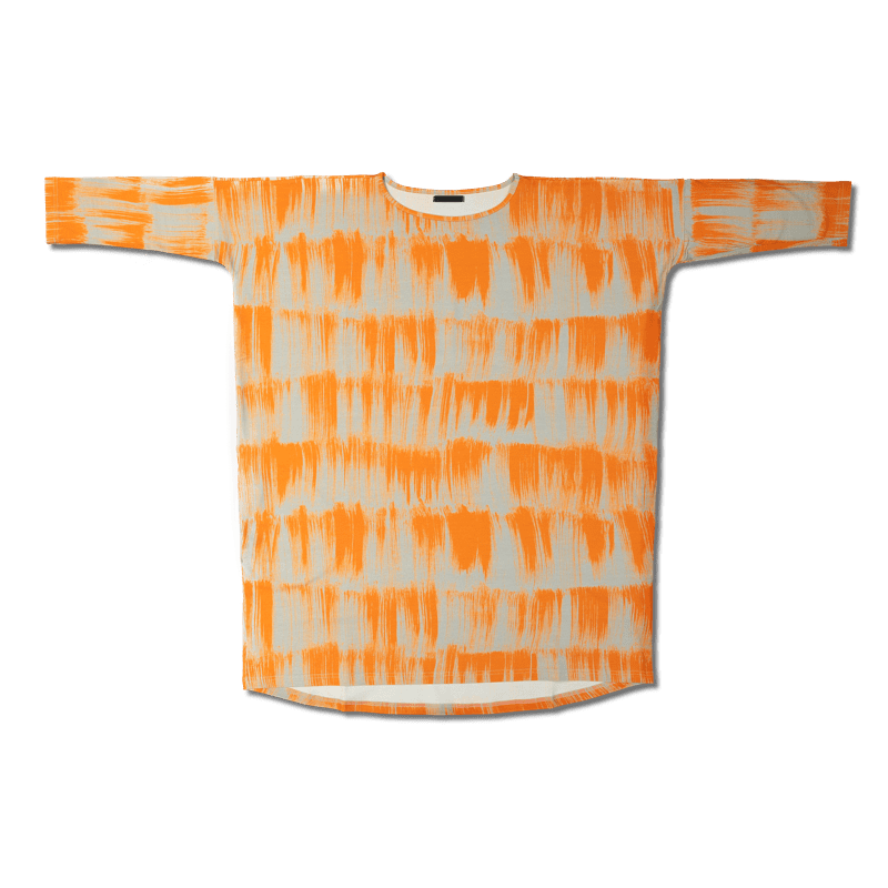 Vimma Tunika Huiske beige-oranssi onesize - beige-oranssi, Huiske, Onesize