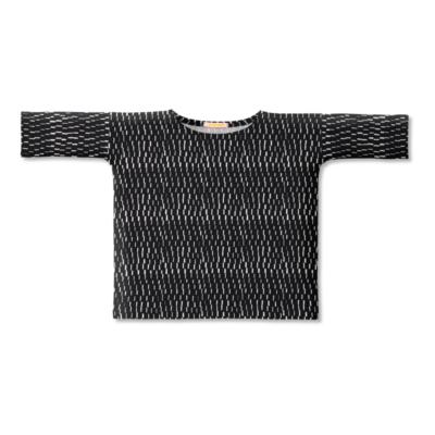 Boxi-paita Liikenne   musta-valkoinen   90-140cm