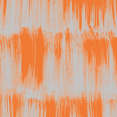Puuvillaneulos Huiske   beige-oranssi   joustocollege