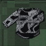 Vimma Utu-paita Letti   musta-hopea   80-150 cm - 80-150 cm, letti, musta-hopea