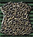 Vimma Moa-mekko Silkkinauha   musta-kulta   110-150 cm - 110-150 cm, musta-kulta, silkkinauha