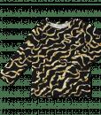 Vimma Pitkähiha silkkinauha   musta-kulta   80-140cm -
