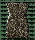 Vimma Mekko silkkinauha   musta-kulta   Onesize -