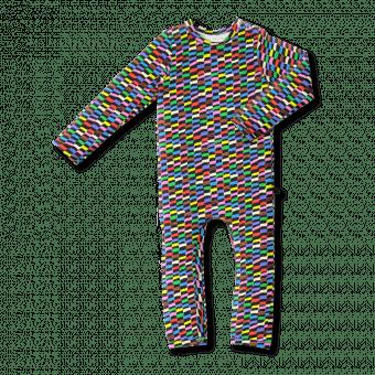 Vimma Bodyhaalari   Räpäys   musta-värikäs   60-90cm - 60-90cm, black-colourful, Body jump suit, Räpäys