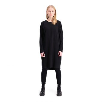 Vimma Saima-tunic one-colored black Onesize - black, one-colored, Onesize, Saima-tunic