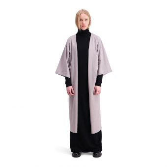 Vimma Kaftaani one-colored grey Onesize - grey, Kaftaani, one-colored, Onesize