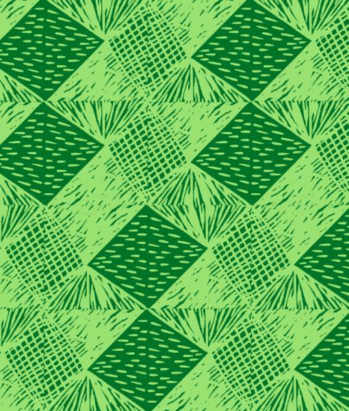 Vimma Cotton textile   Keksi   green   3m - 3m, Cotton textile, green, Keksi