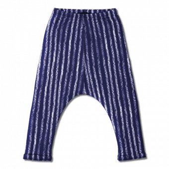 Vimma Baggy pants SEEM Utu-raita blue 60-120cm - 60-120cm, Baggy pants, blue, SEEM, Utu-raita