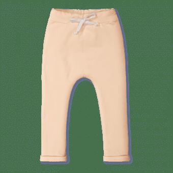 Vimma Sweatpants LEON one-colored peach 80-140 cm - 80-140 cm, Leon, one-colored, peach, Sweatpants