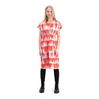 Vimma Dress   VIENO   Huiske   red-white   onesize - Dress, Huiske, Onesize, red-white, VIENO