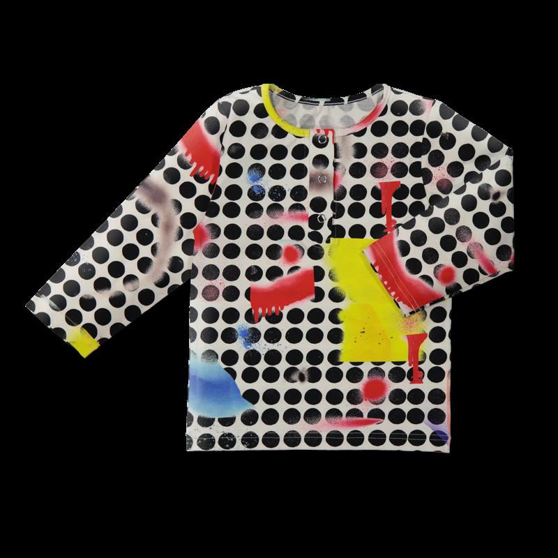 Vimma Snapper shirt OLA TEMPLATE TEMPLATE 80-140cm - 80-140cm, OLA, Snapper shirt, TEMPLATE