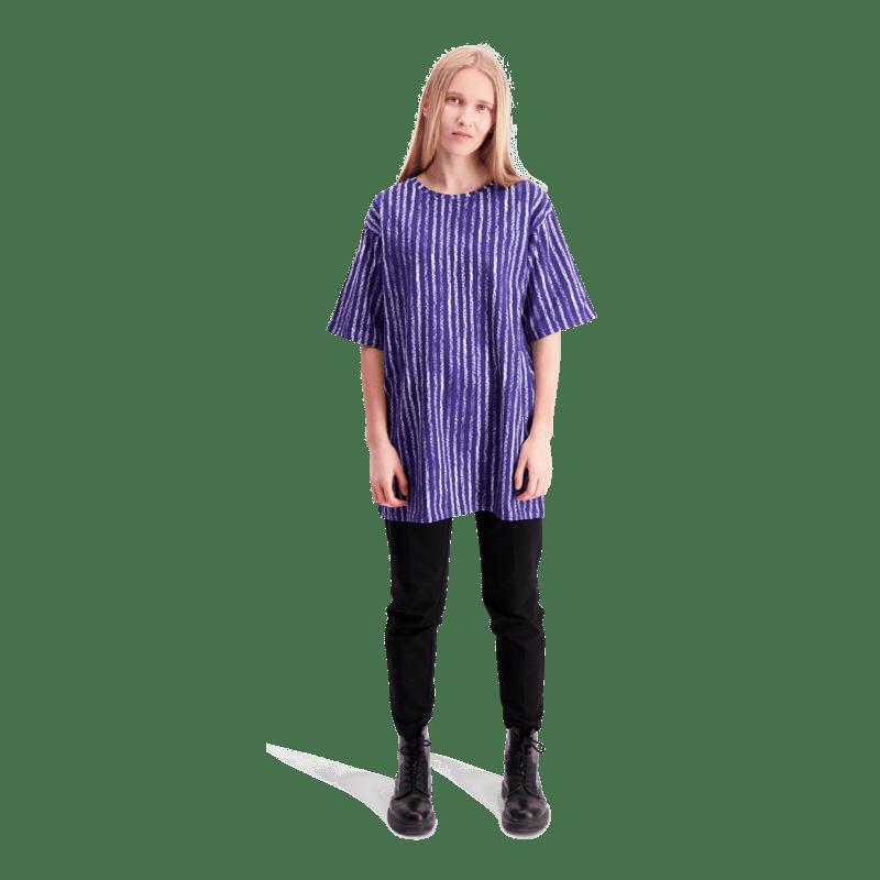 f0c24358f Vimma T-shirt Unisex RAUHA Utu-raita blue Onesize - blue, Onesize,