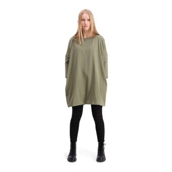 Vimma Tunic Box SELMA one-colored green Onesize - green, one-colored, Onesize, SELMA, Tunic / Box