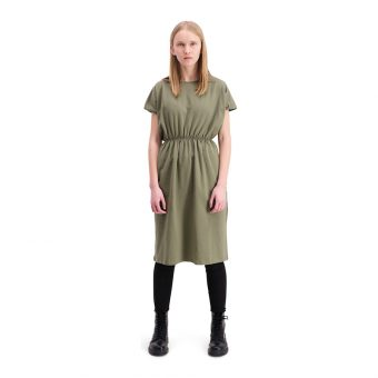 Vimma Dress VIENO one-colored green Onesize - Dress, green, one-colored, Onesize, VIENO