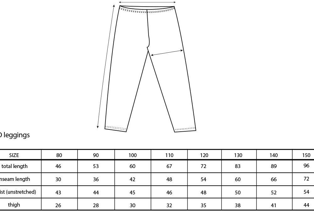 Vimma leggins ELO Seppeleet pink 80-150cm - 80-150cm, ELO, leggins, pink, Seppeleet