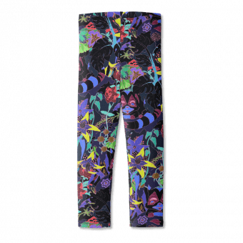 Vimma leggins ELO Crazy cats black-colourful 80-150cm - 80-150cm, black-colourful, Crazy cats, ELO, leggins