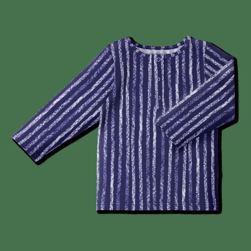 b9fe948bd Snapper shirt / Utu-raita - blue 80-140cm - Vimma Company OY