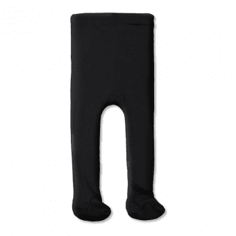 Vimma Wool Baby Pants LIIA one-colored black 50-80 - 50-80, black, LIIA, one-colored, Wool Baby Pants
