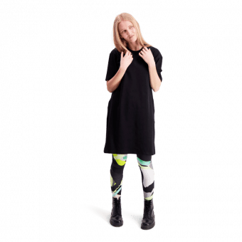 Vimma leggings KAINO Kerällä black-colourful XS-XL - black-colourful, KAINO, Kerällä, leggings, XS-XL