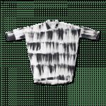 Vimma Blouse TERHI Huiske black-white 90-160 cm - 90-160 cm, black-white, Blouse, Huiske, TERHI