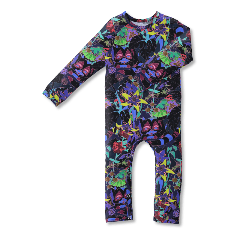 Vimma Long sleeved UTU Crazy cats black-colourful 80-140cm - 80-140cm, black-colourful, Crazy cats, Long sleeved, UTU