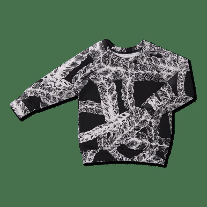 Vimma sweatshirt RIA Letti Huurre 80-140cm - 80-140cm, Huurre, letti, RIA, sweatshirt