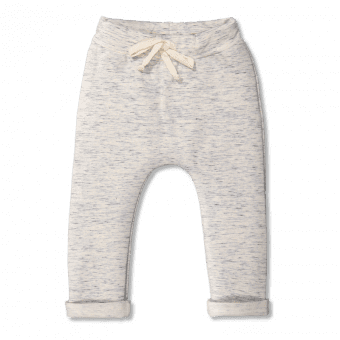 Vimma Sweatpants Leon one-colored light grey 80-140 cm - 80-140 cm, Leon, light grey, one-colored, Sweatpants