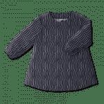 Vimma Dress KAIJA Vahva black-grey 90-150 - 90-150, black-grey, Dress, KAIJA, Vahva
