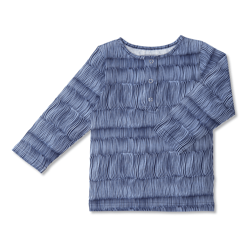 Vimma Snapper shirt OLA Hius light blue 80-140cm - 80-140cm, Hius, light blue, OLA, Snapper shirt