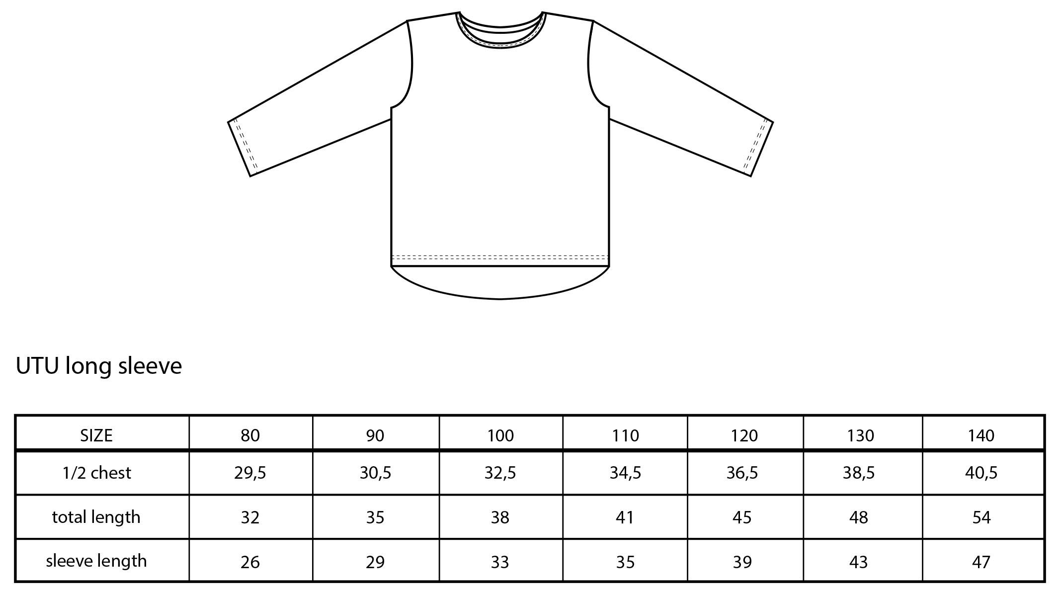 06c4a5f9e Long sleeved / blurri - black-white 80-140cm - Vimma Company OY
