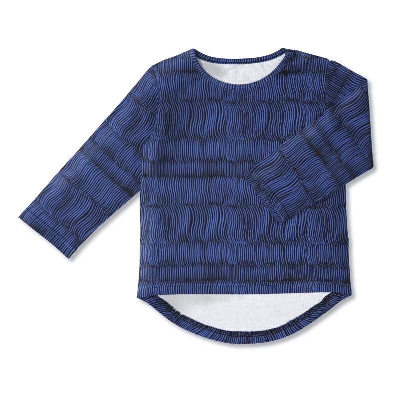Vimma Long sleeved UTU Hius midnight blue 80-140cm - 80-140cm, Hius, Long sleeved, midnight blue, UTU