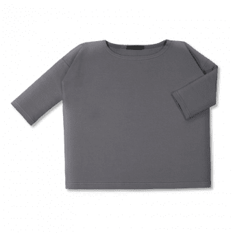 Vimma Long sleeved Alma one-colored dark grey 100-150 - 100-150, Alma, dark grey, Long sleeved, one-colored