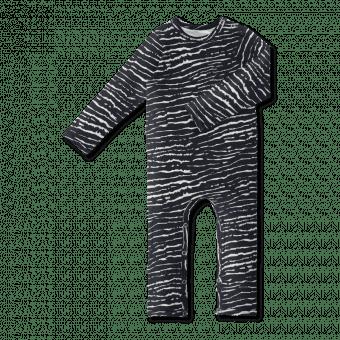 Vimma bodysuit RASA African Stripes black-white 60-90cm - 60-90cm, African Stripes, black-white, bodysuit, RASA