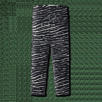 Vimma leggins ELO African Stripes black-white 80-150cm - 80-150cm, African Stripes, black-white, ELO, leggins
